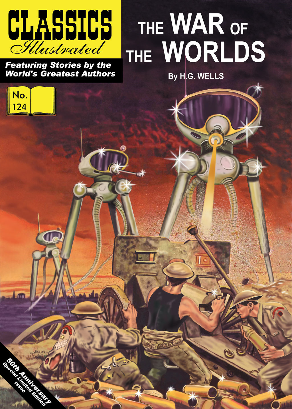 the humankind struggles in h g wells war of the worlds How is humanity presented in war of the presented by hg wells in the war of the worlds his novel the war of the worlds to imply that man has become.