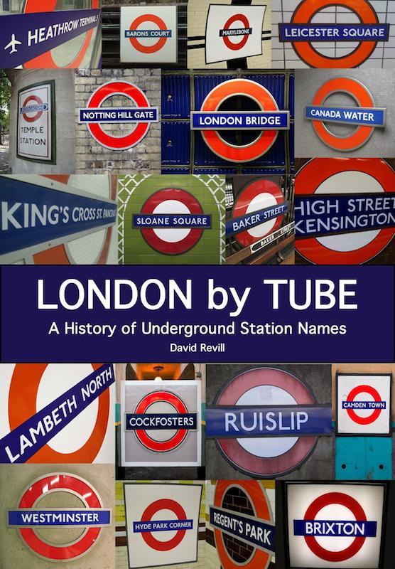 London by Tube By: David Revill