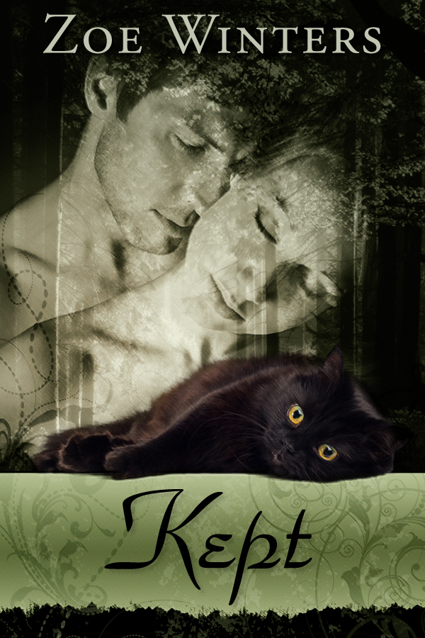 Kept (Paranormal Romance/Urban Fantasy: Blood Lust novella 1)