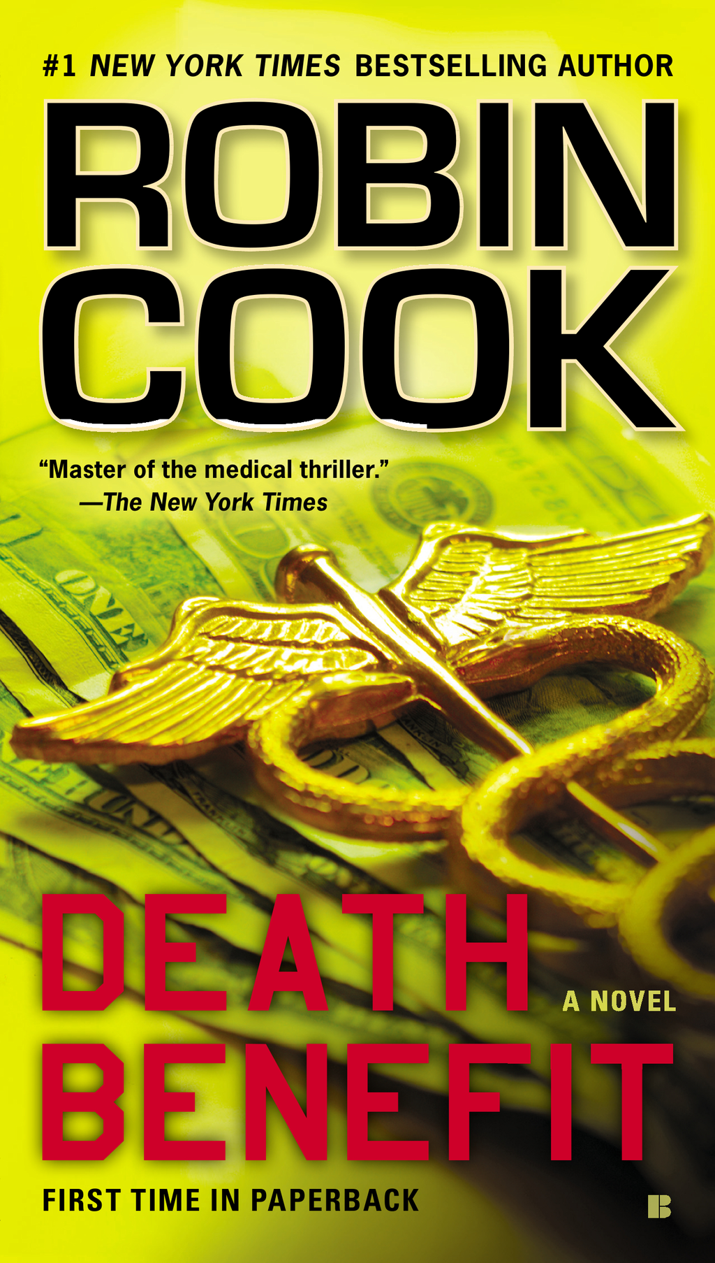 Death Benefit By: Robin Cook