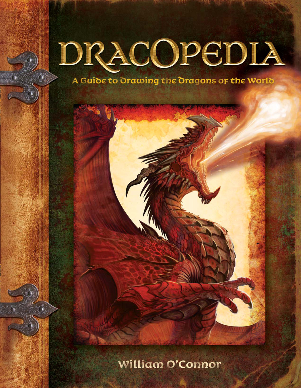 Dracopedia A Guide to Drawing the Dragons of the World