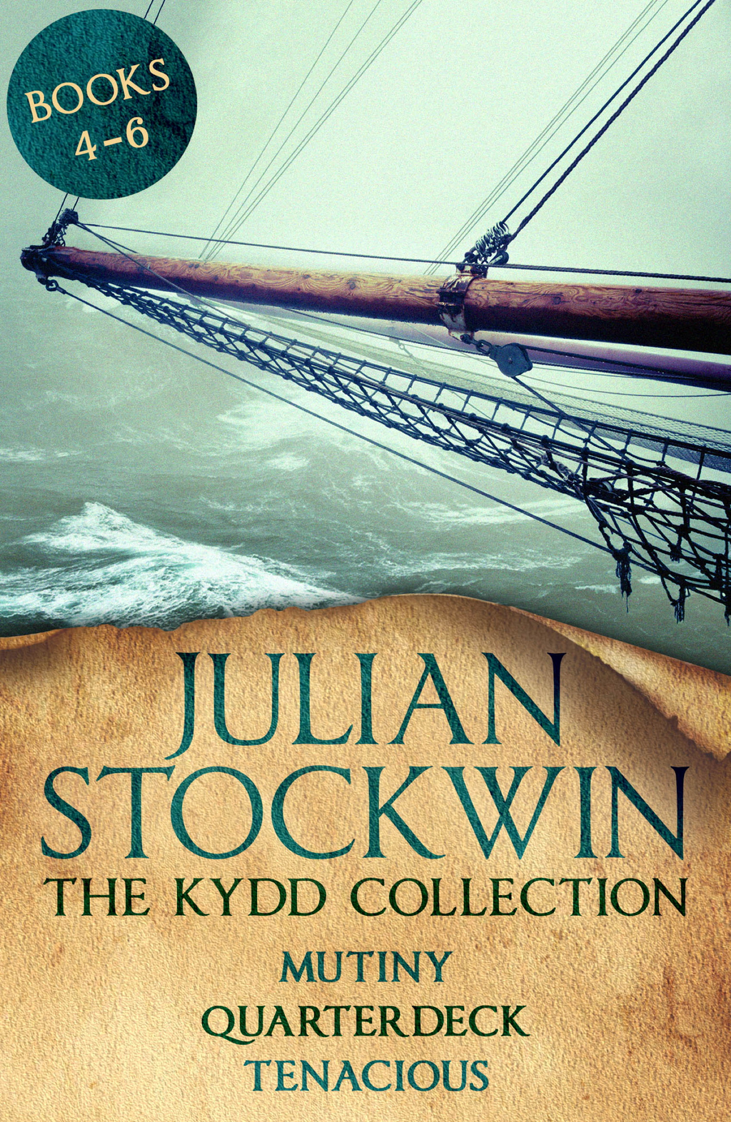 The Kydd Collection 2 (Mutiny, Quarterdeck, Tenacious)