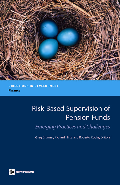 Risk-Based Supervision Of Pension Funds: Emerging Practices And Challenges