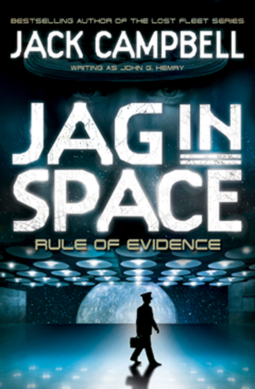 JAG in Space - Rule of Evidence