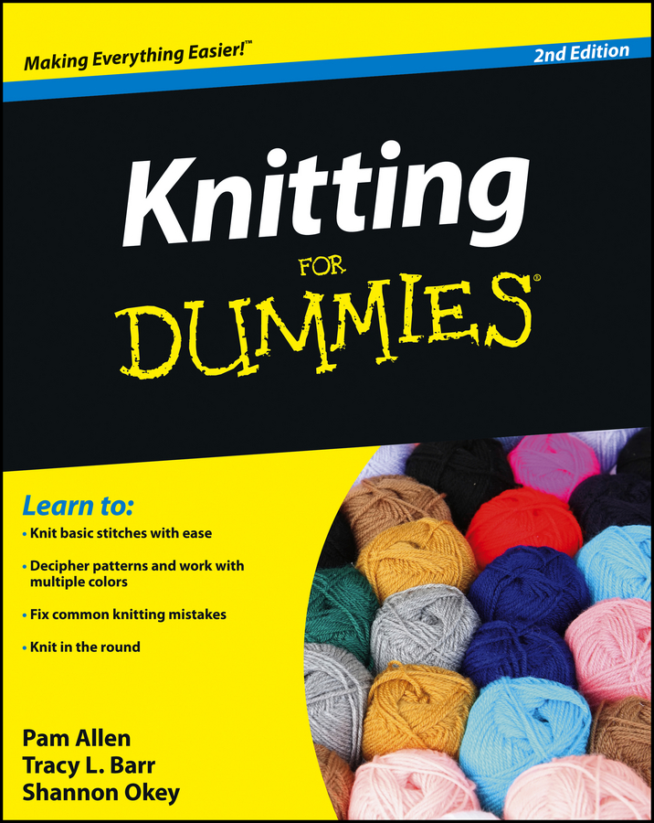 Knitting For Dummies By: Allen,Shannon Okey,Tracy Barr