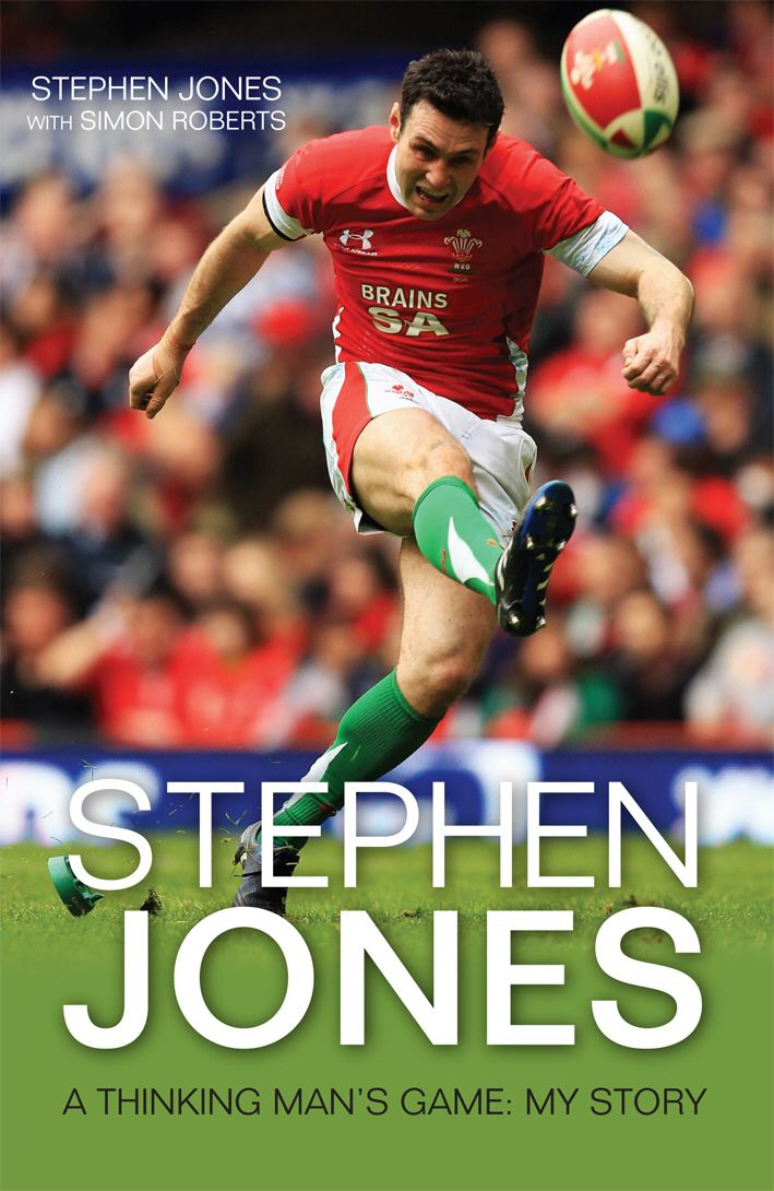 Stephen Jones A Thinking Man's Game: My Story