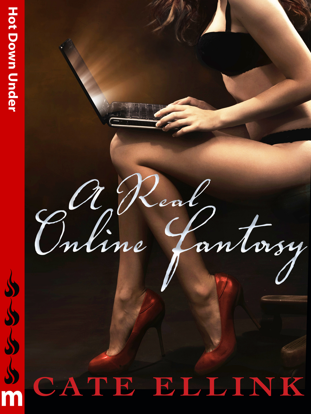 A Real Online Fantasy: Hot Down Under By: Cate Ellink