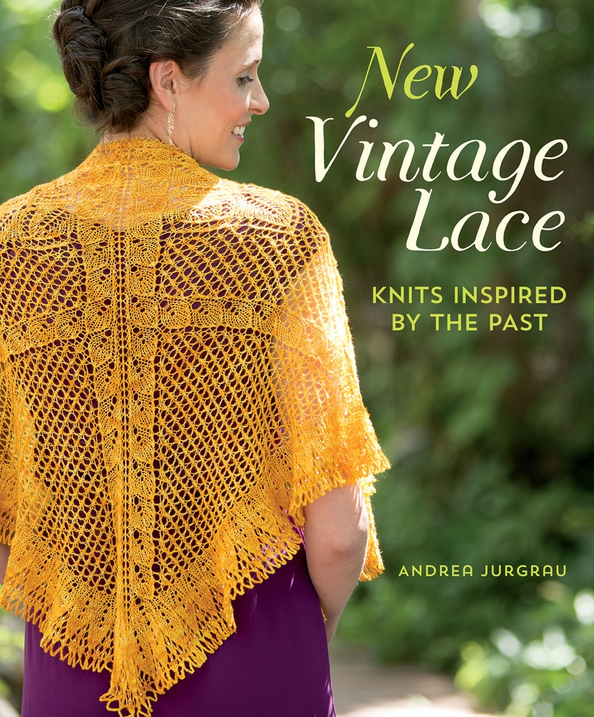 New Vintage Lace Knits Inspired By the Past