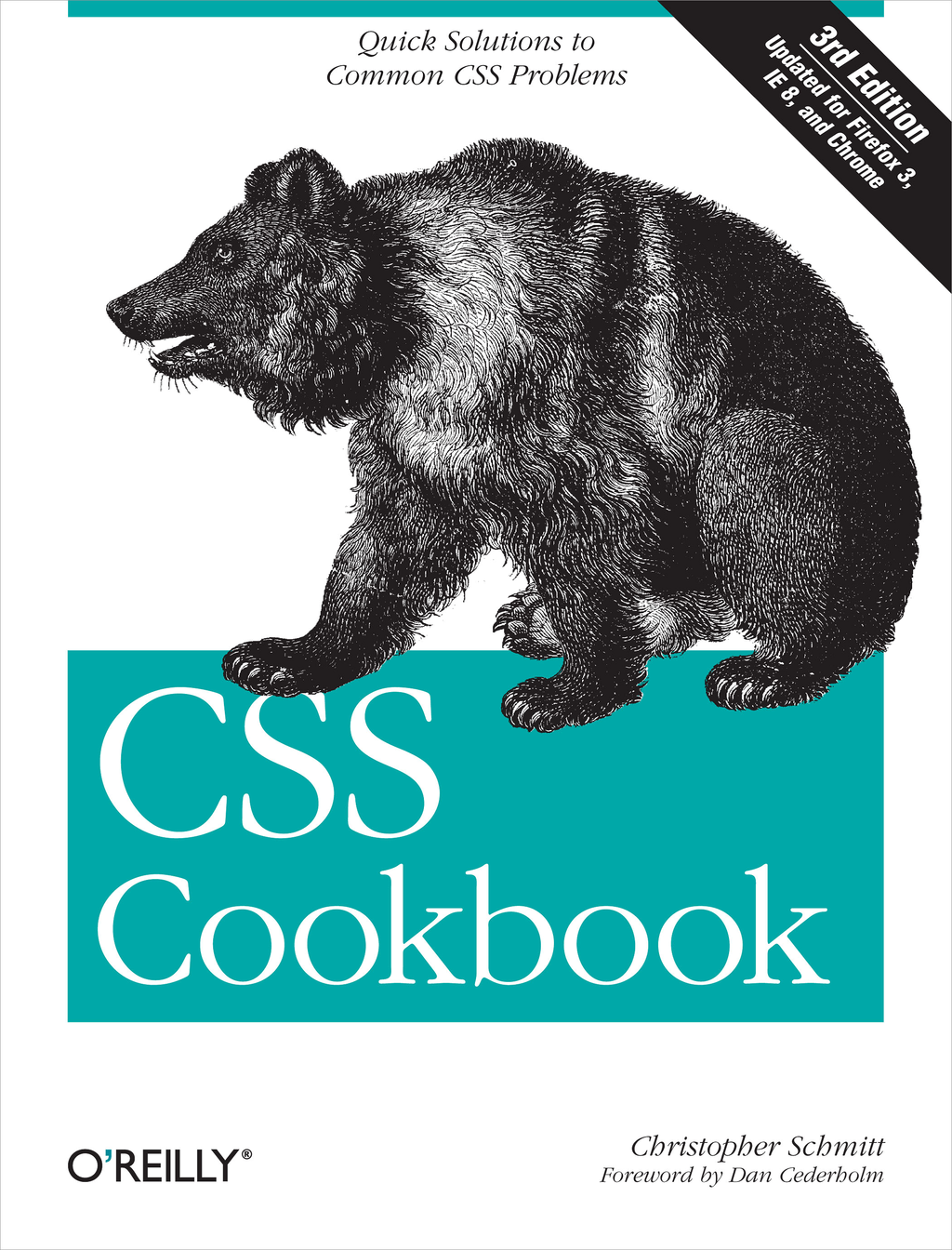 CSS Cookbook By: Christopher Schmitt