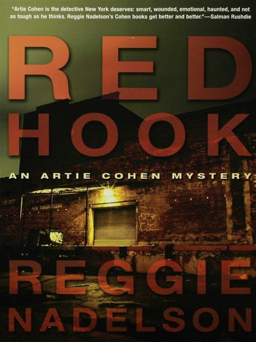 Red Hook: An Artie Cohen Mystery By: Reggie Nadelson