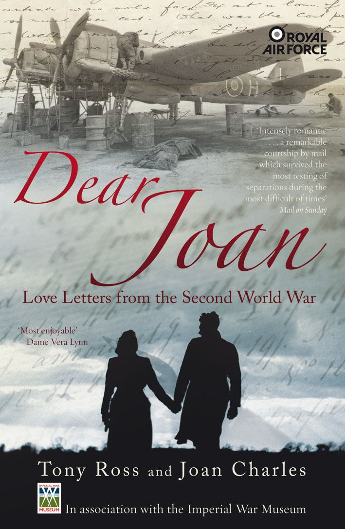 Dear Joan Love Letters from the Second World War