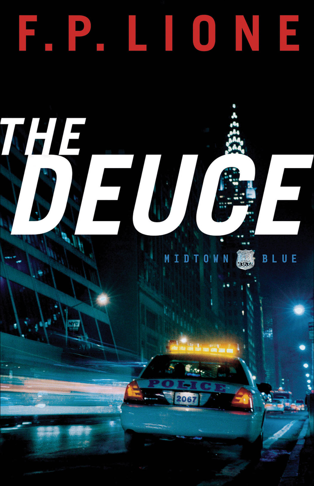 Deuce, The (Midtown Blue Book #1)