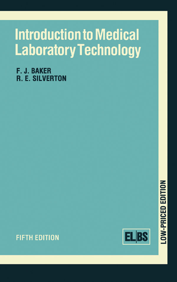 Introduction to Medical Laboratory Technology