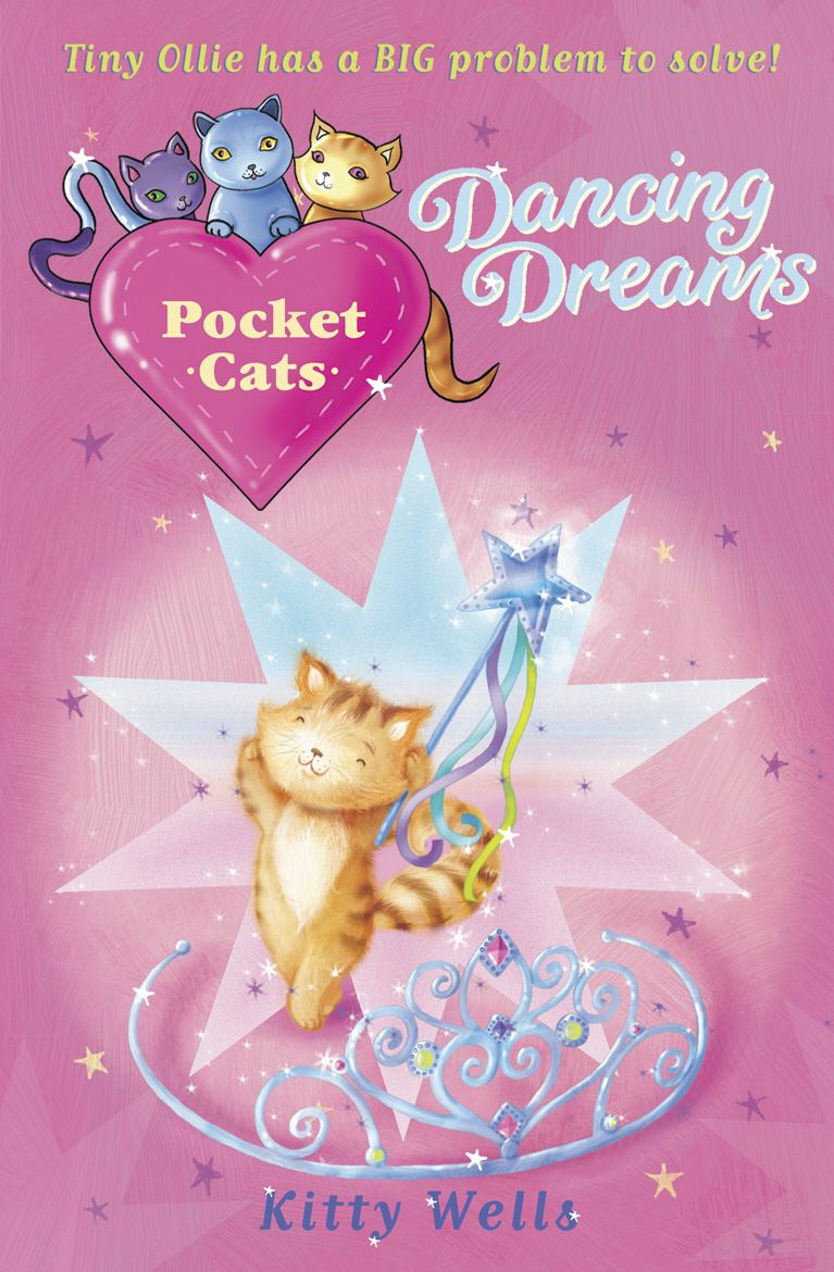 Pocket Cats: Dancing Dreams