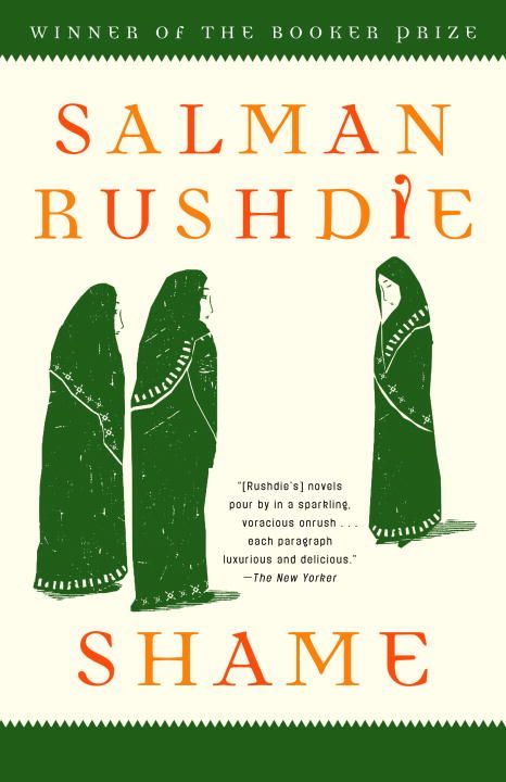 Shame By: Salman Rushdie