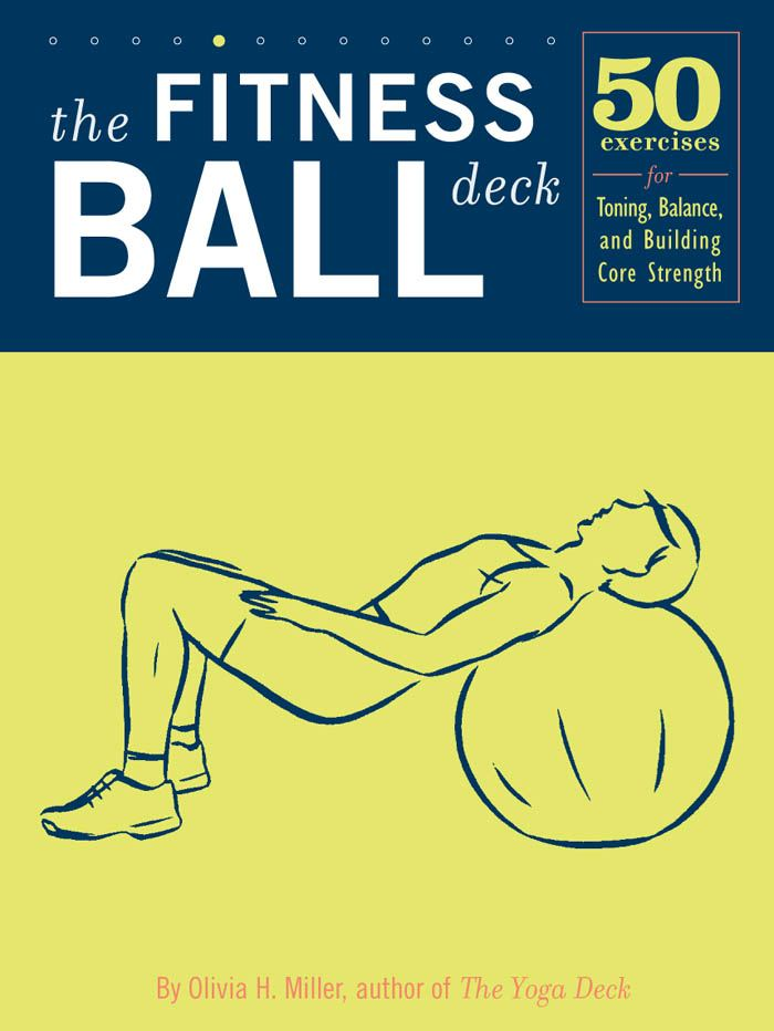 Fitness Ball Deck