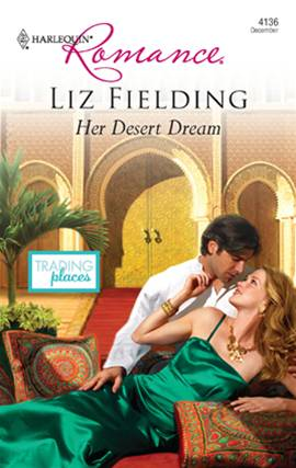 Her Desert Dream By: Liz Fielding