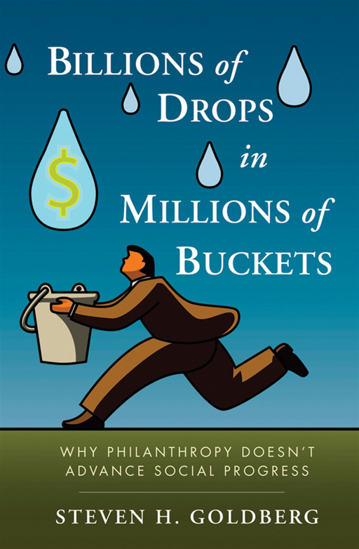 Billions of Drops in Millions of Buckets By: Steven H. Goldberg