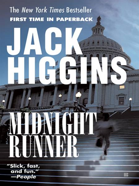Midnight Runner By: Jack Higgins