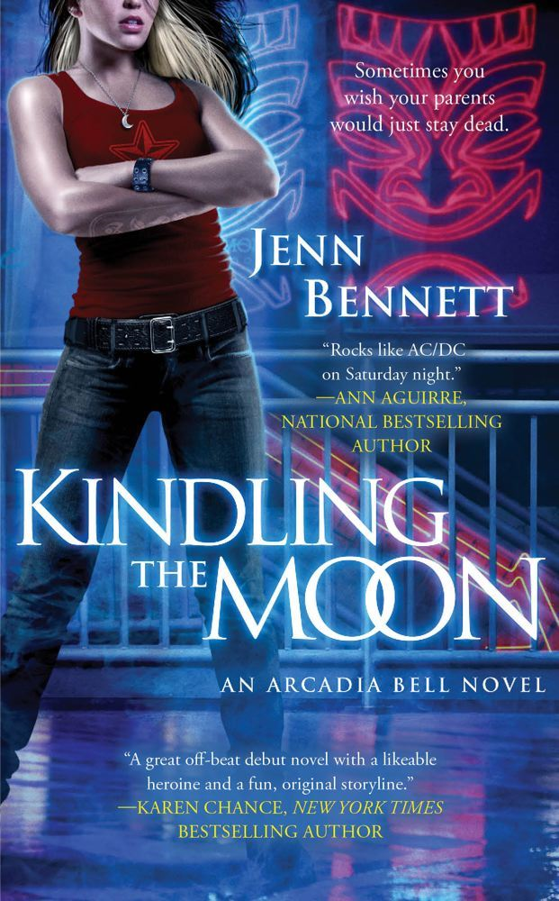 Kindling the Moon By: Jenn Bennett