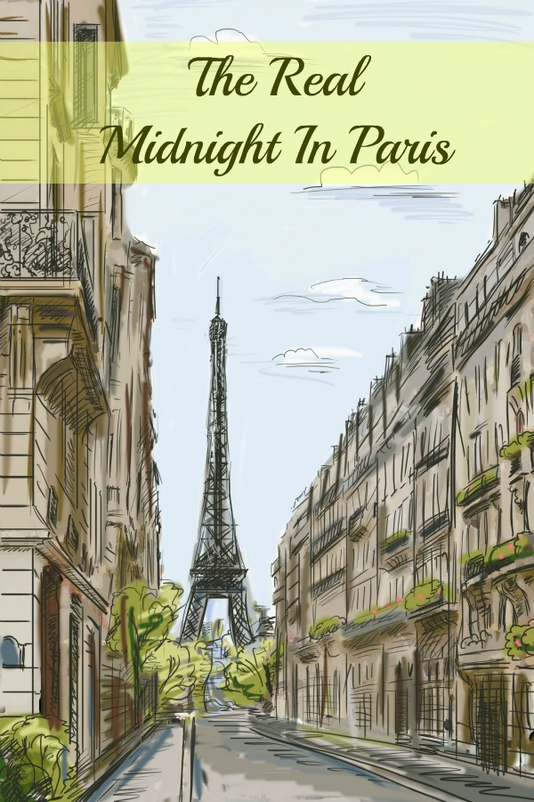 The Real Midnight In Paris: A History of the Expatriate Writers in Paris That Made Up the Lost Generation By: HistoryCaps,Paul Brody