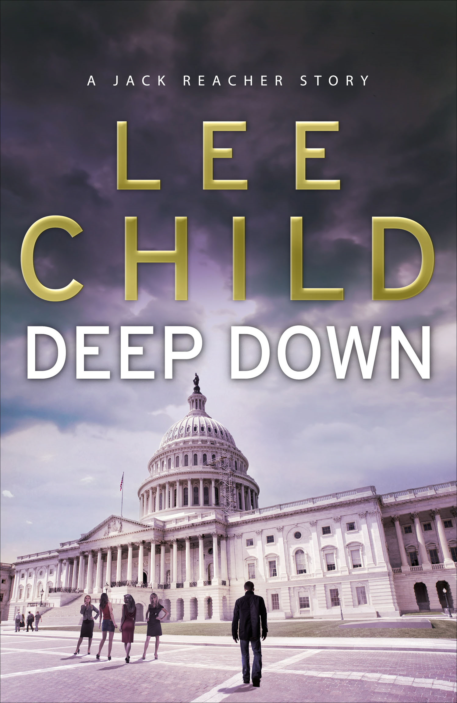 Picture of Deep Down (A Jack Reacher short story)