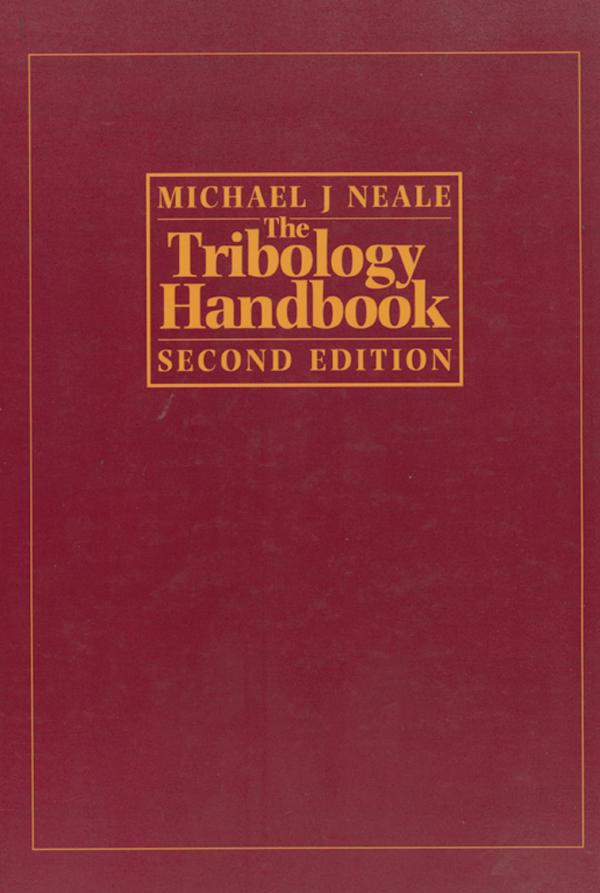 Tribology Handbook