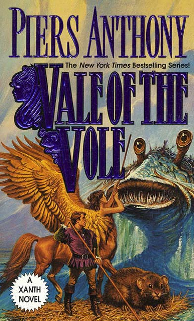 Vale of the Vole By: Piers Anthony
