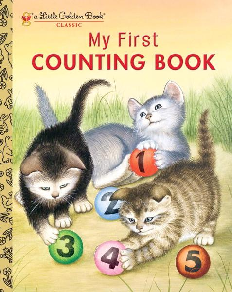 My First Counting Book By: Lilian Moore,Garth Williams