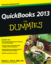 Quickbooks 2013 For Dummies: