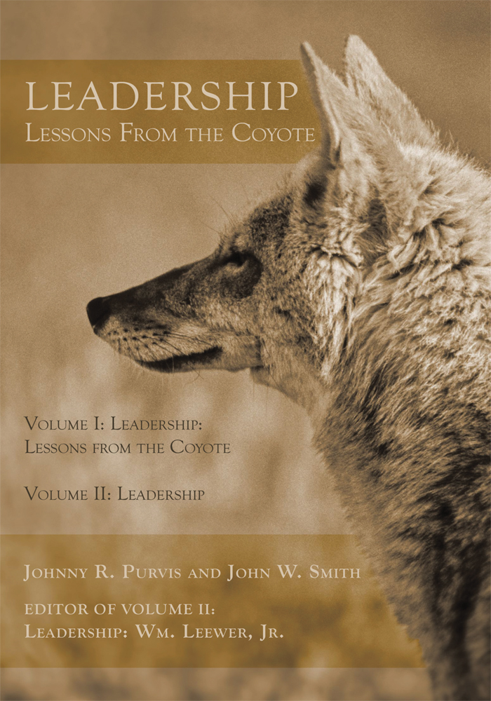 Leadership - Lessons From the Coyote