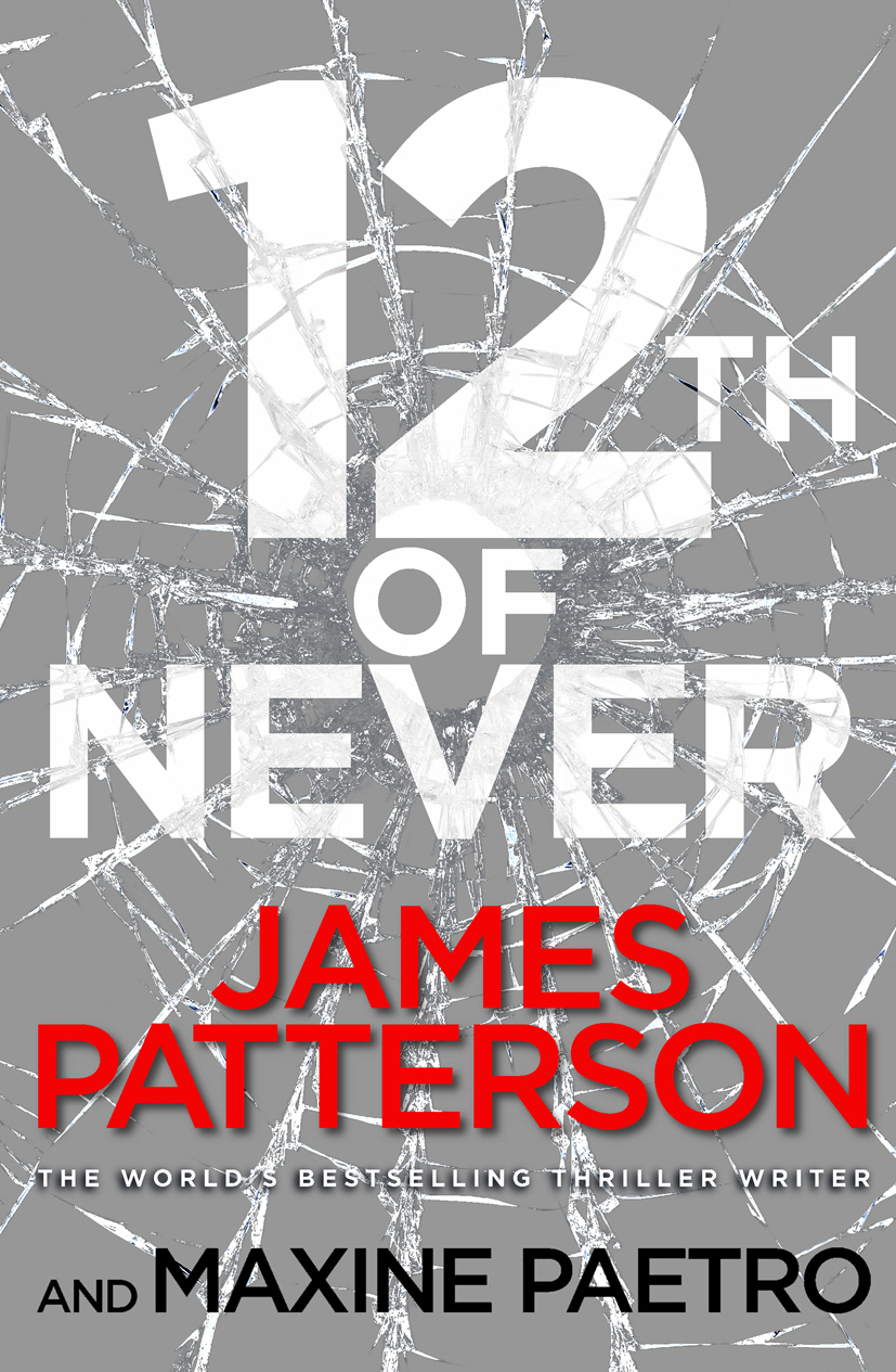 12th of Never (Women's Murder Club 12)