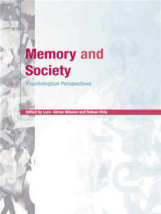 Memory and Society Psychological Perspectives