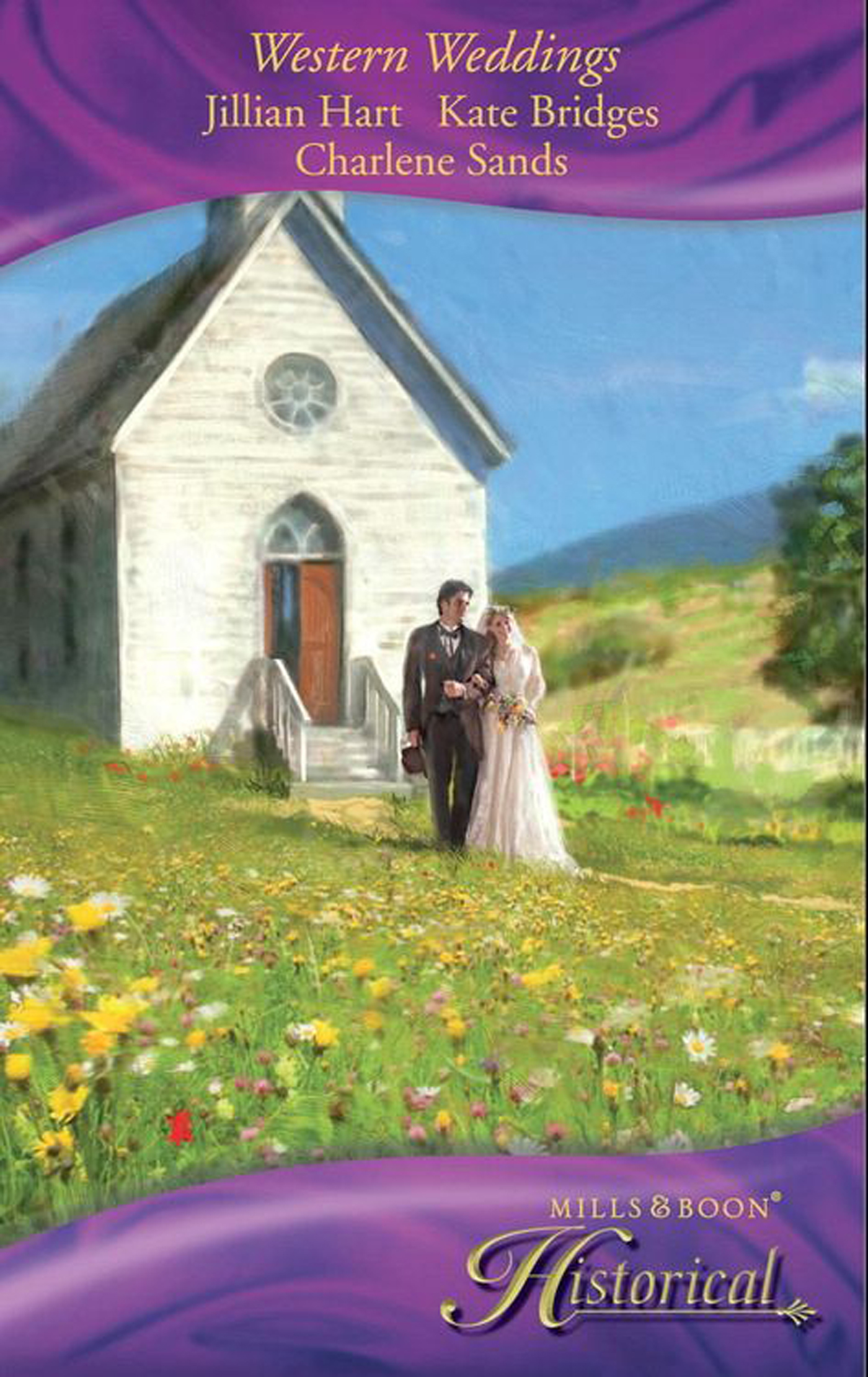 Western Weddings (Mills & Boon Historical)