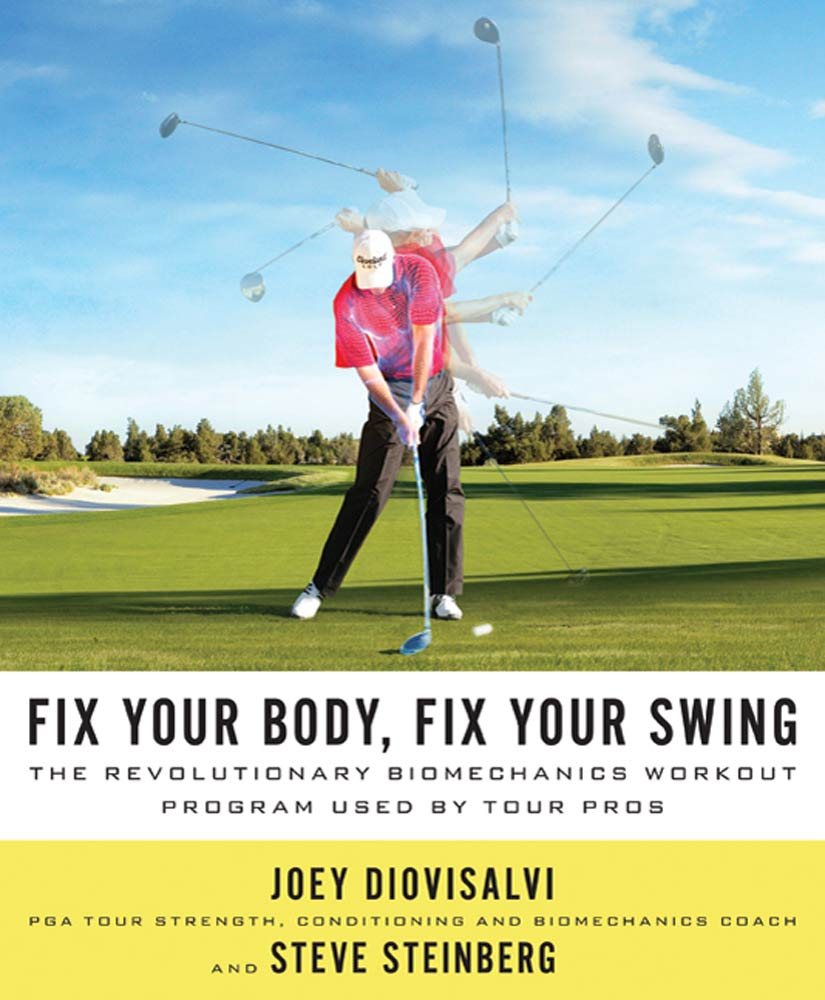 Fix Your Body, Fix Your Swing By: Joey Diovisalvi,Steve Steinberg