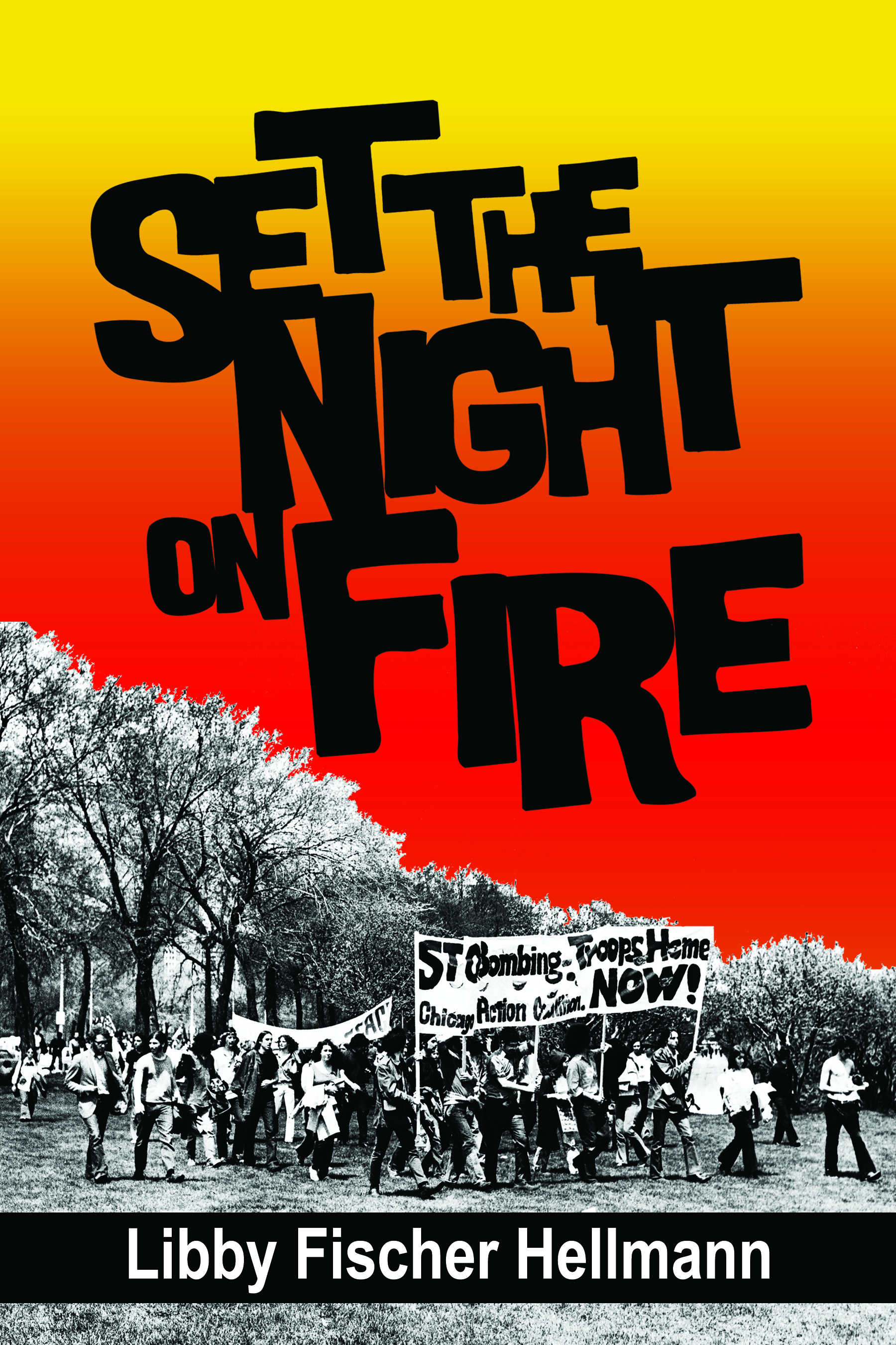 Set the Night on Fire By: Libby Fischer Hellmann