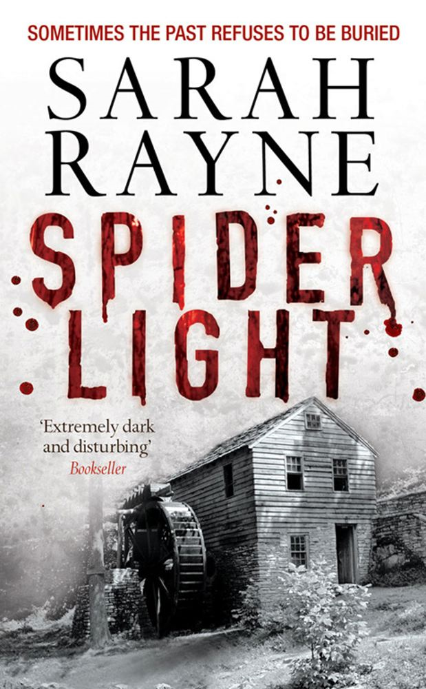 Spider Light By: Sarah Rayne