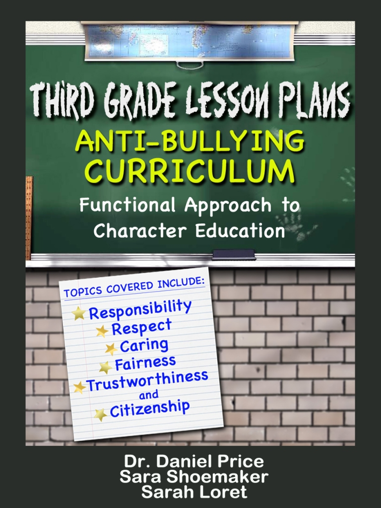 Third Grade Lesson Plans: Anti-bullying Curriculum