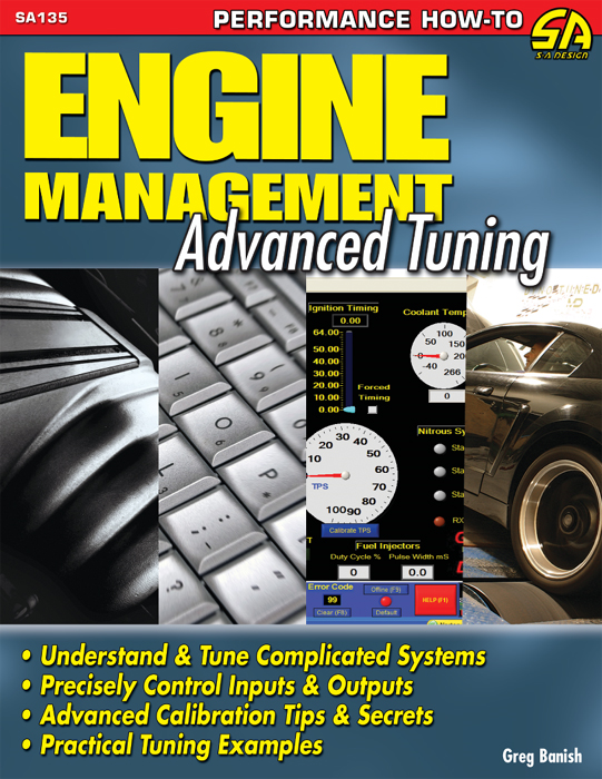 Engine Management By: Greg Banish