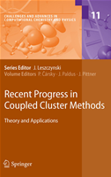 Recent Progress In Coupled Cluster Methods
