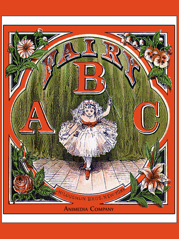 Fairy ABC (Illustrated edition) By: Edmund McLoughlin,John McLoughlin