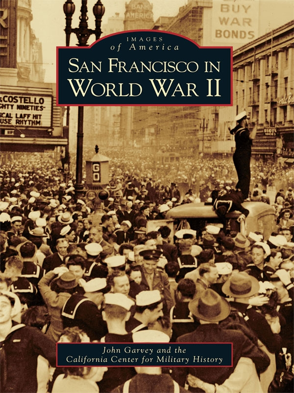 San Francisco in World War II