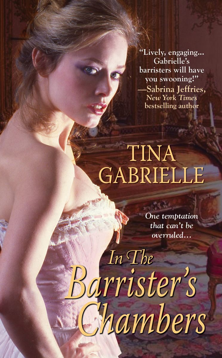 In the Barristers Chambers By: Tina Gabrielle