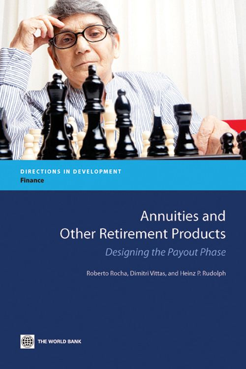 Annuities and Other Retirement Products: Designing the Payout Phase