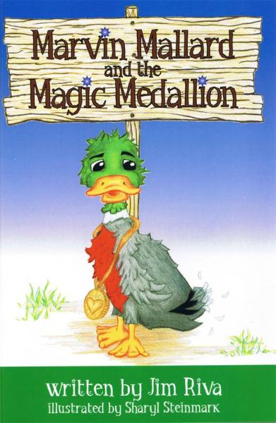 Marvin Mallard and the Magic Medallion