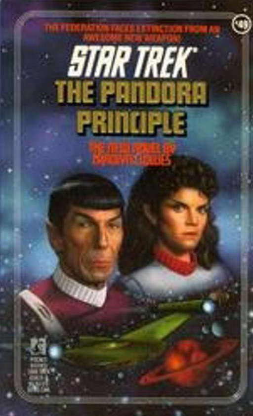 The Pandora Principle By: Carolyn Clowes