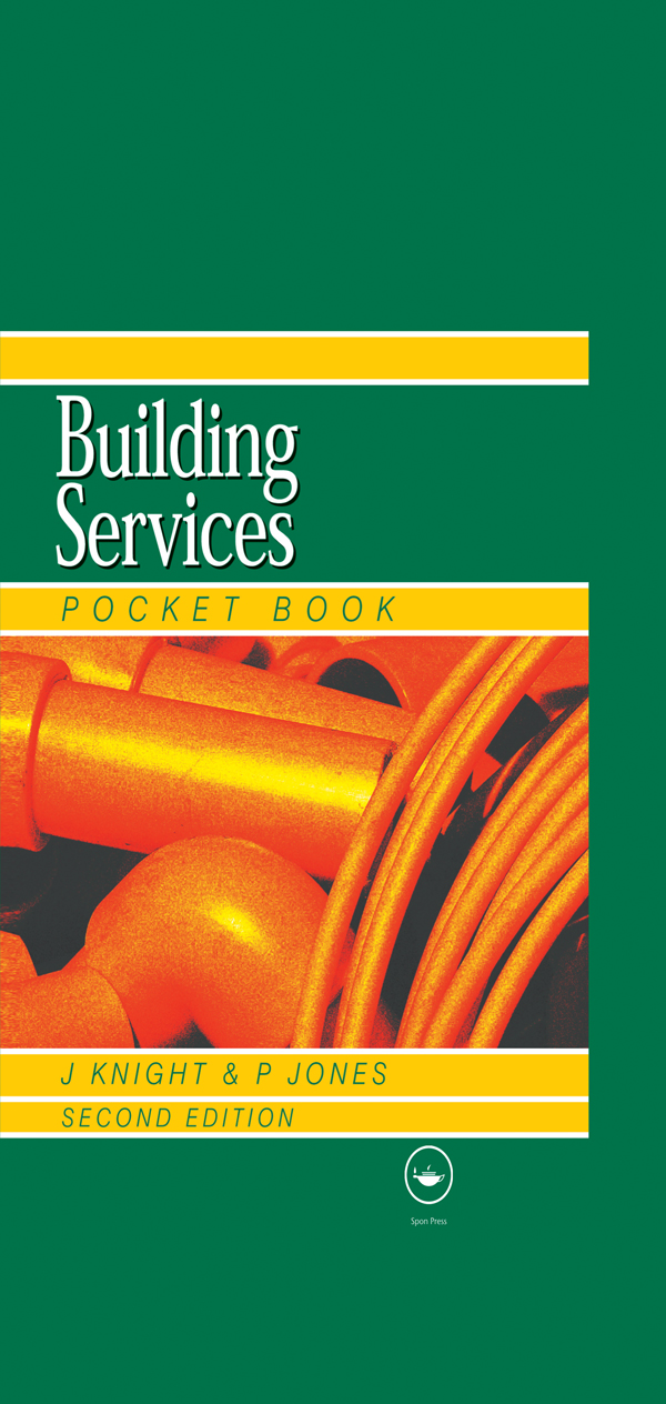 Newnes Building Services Pocket Book