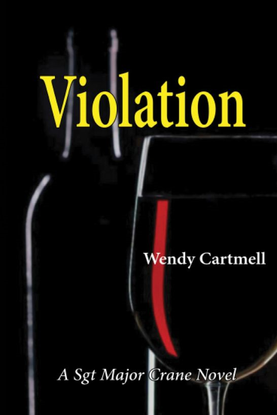 Violation (A Sgt Major Crane novel)