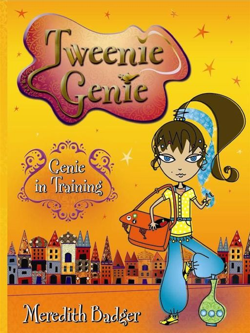Tweenie-Genie: Genie In Training