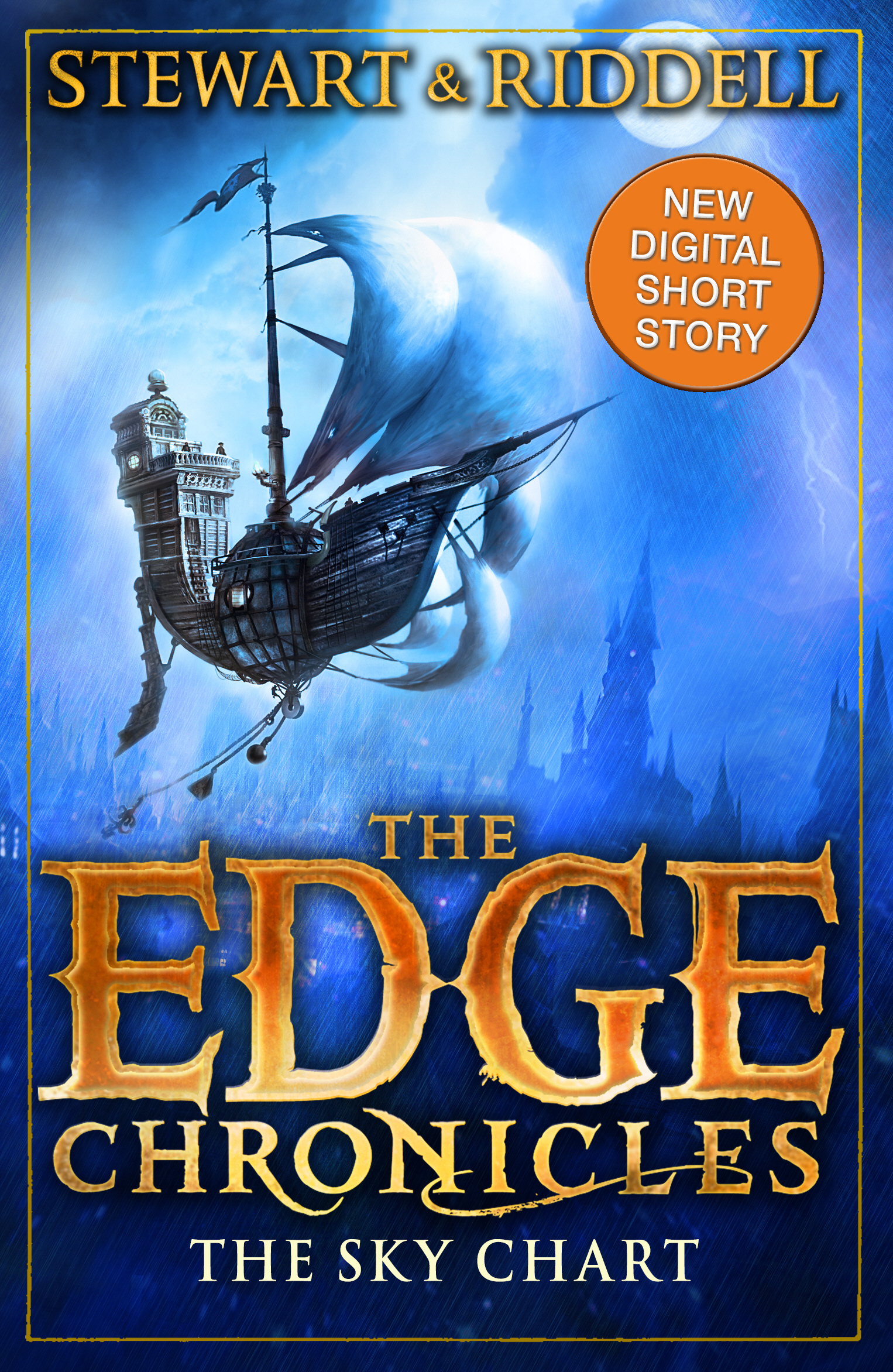The Edge Chronicles: The Sky Chart A Book of Quint